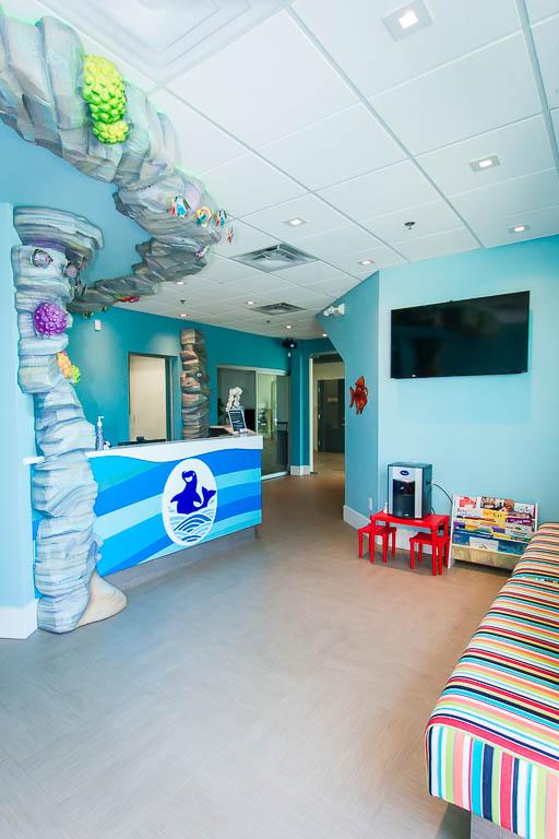 Half moon pediatric dentistry