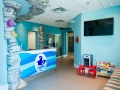 Half moon pediatric dentistry